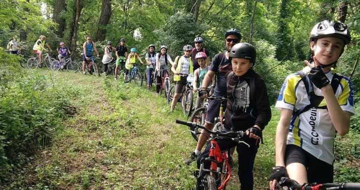 Ecole cyclo en Drome Ardeche