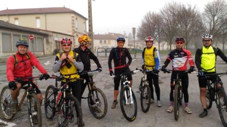 Nos sorties vélo en drome